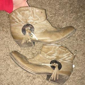 Cowboy booties